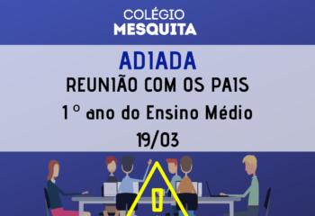 NOTA REUNIÃO PAIS