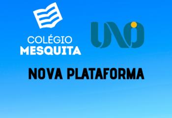 nova plataforma